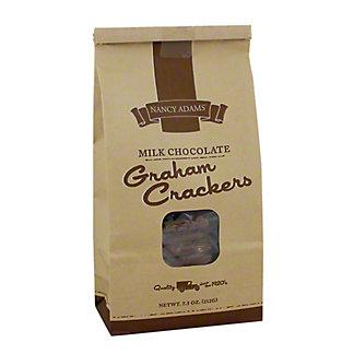Nancy Adams Milk Chocolate Grahams,7.5 OZ