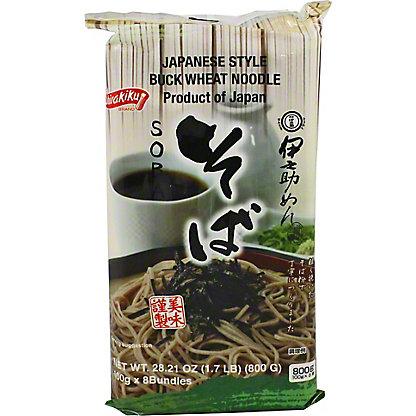Shirakiku Buckwheat Noodle, 800 g