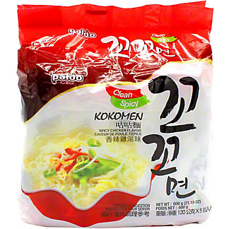 Paldo Kokomen  Ramen Chicken Soup, 5 ct