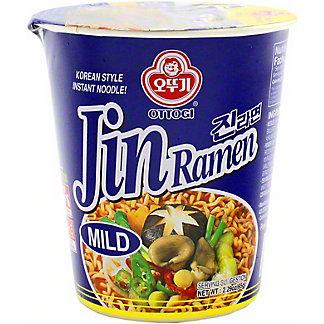 Ottogi Jin Ramen Mild Noodle Cup, 2.29 oz