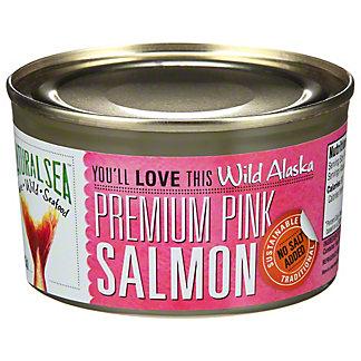 Natural Sea Premium Pink Alaskan Salmon, 7.5 oz