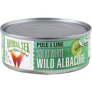 Natural Sea Natural Sea White Albacore Salted Tuna,5.00 oz