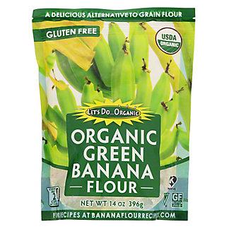 Let's Do Organic Organic Green Banana Flour, 14 oz