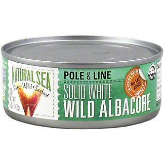 Natural Sea Solid White Albocore Tuna, 5 oz