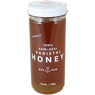 Bee Raw North Carolina Sourwood Honey, 10.5OZ