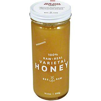 Bee Raw New York Basswood Honey, 10.5OZ