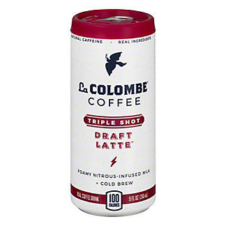 La Colombe Triple Draft Latte, 9 oz