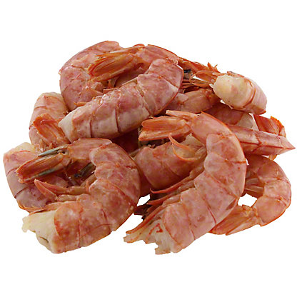 Previously Frozen Raw Argentine Red Shrimp Shell-On, Wild Caught, 16/25 ct