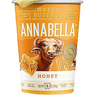 Annabella Honey BuffaloYogurt, 6 oz