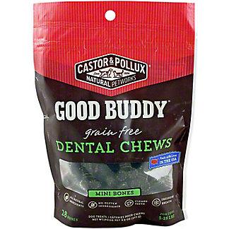 Castor & Pollux Good Buddy Mini Dental Chews, 28 ct