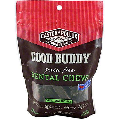 Good Buddy Grain Free Medium Dental Chews, 12.00 ea