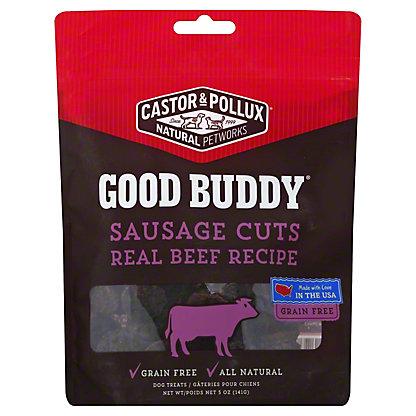 Good Buddy Sausage Cuts Real Beef Recipe,5.00 oz
