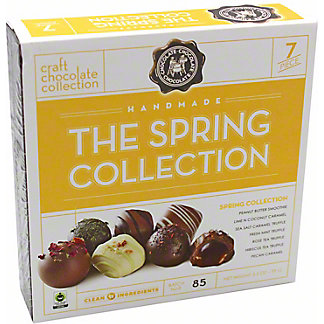 Chocolate Chocolate Chocolate Spring Collection, 3.5 oz