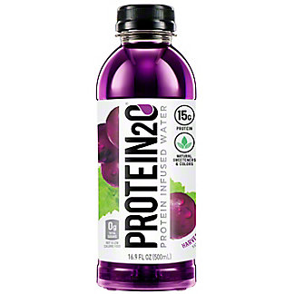 Protein2O Harvest Grape Protein Water, 16.9 oz