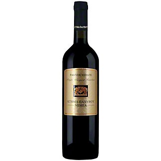 Palivou Estate Nemea Red Dry Wine, 750 mL