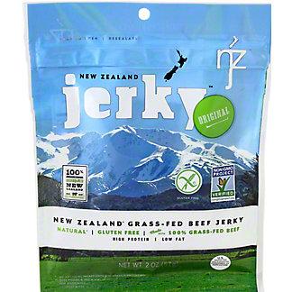 New Zealand Jerky Premium Beef Jerky Original, 2 oz