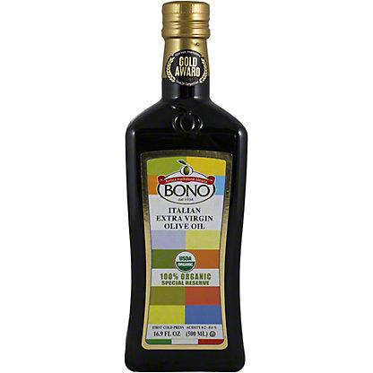 Bono Organic Extra Virgin Olive Oil, 16.9 oz