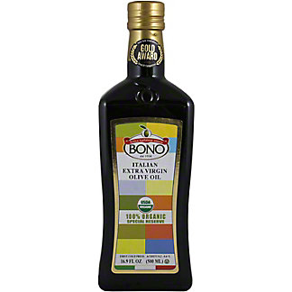Bono Organic Extra Virgin Olive Oil, 16.9 oz