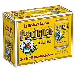 Pacifico Clara 12 oz Cans, 12 oz