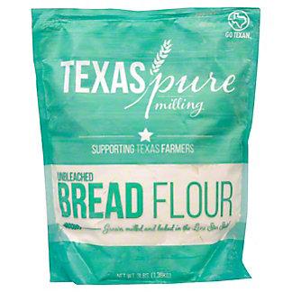 Texas Pure Milling Unbleached Bread Flour, 3 lb