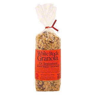 White Rock Granola C4, 10 OZ