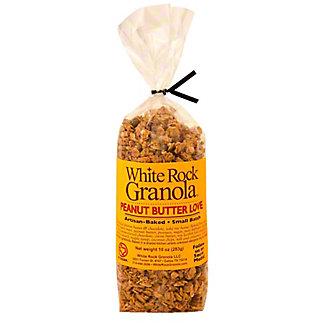 White Rock Granola Peanut Butter Love, 10 OZ