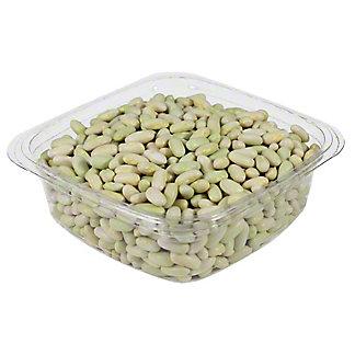 Bulk Organic Green Flageolet Beans,lb.