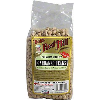 Bobs Red Mill Garbanzo Beans,25.00 oz