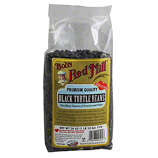 Bobs Red Mill Black Turtle Beans,26.00 oz