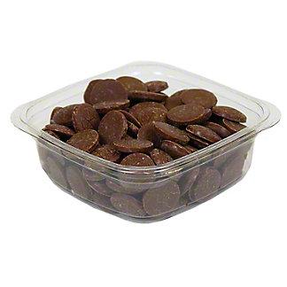 Amedei Milk Chocolate Drops, by lb
