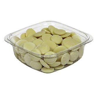 Amedei White Chocolate Drops,26.4LB