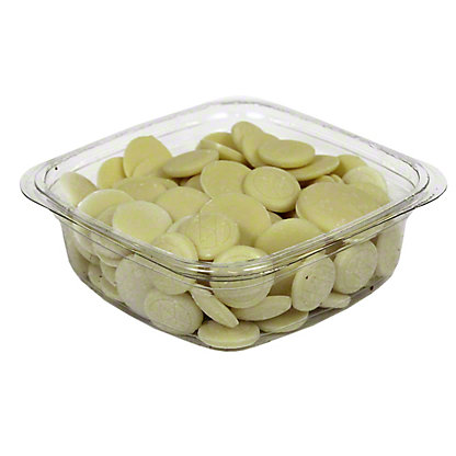 Amedei White Chocolate Drops,26.4LB