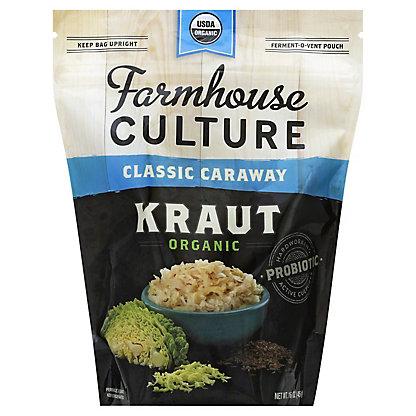 Farmhouse Culture Farmhouse Culture Classic Caraway Kraut,16 oz