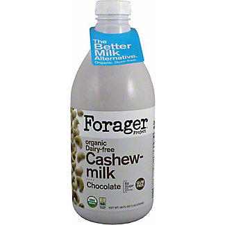 Forager Cashewmilk Chocolate 48oz, 48 oz
