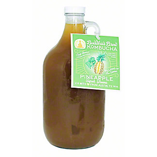 Buddhas Brew Growler Pineapple Super Greens 67oz,67.00 oz
