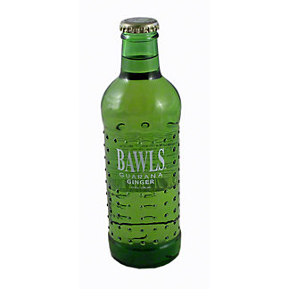 BAWLS Bawls Gingerale Soda,10OZ