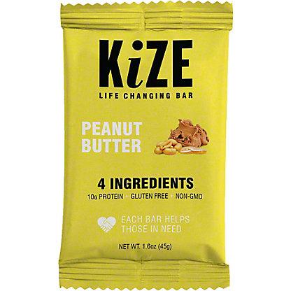 Kize Kize Raw Energy Bar Peanu Butter,1.6 OZ