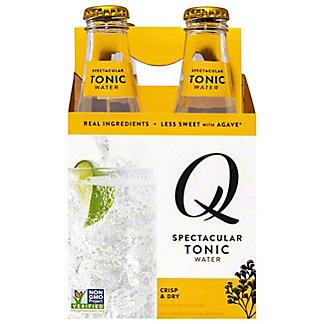 Q Drinks Tonic Water,4 pk