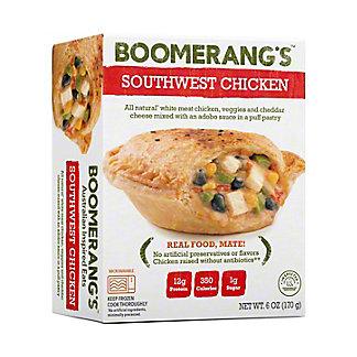 Boomerang's Southwest Chicken Pie, 6 oz