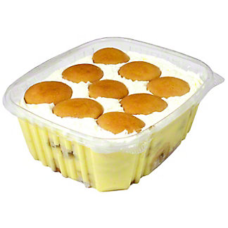 Central Market Banana Pudding, 28 oz