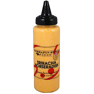 Terrapin Ridge Farms Sriracha Horseradish,9 OZ