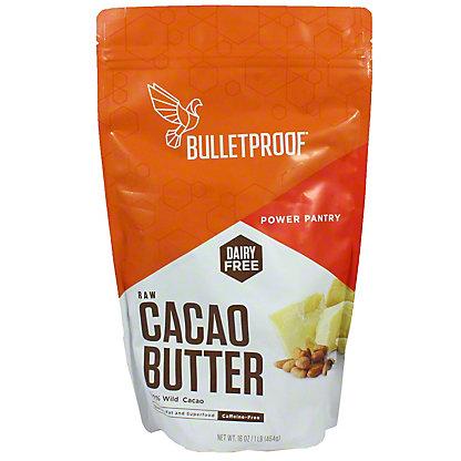 Bulletproof Cacao Butter, 16 oz
