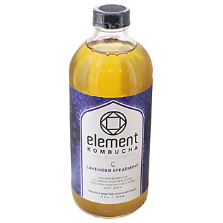 Element Lavender Spearmint Kombucha, 16 oz
