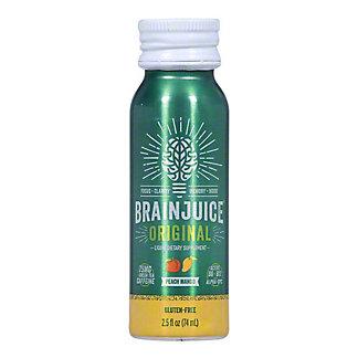 BrainJuice Original Liquid Focus, 2.5 oz
