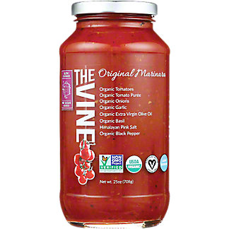 The Vine Organic Marinara, 25 oz