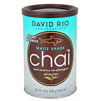 David Rio White Shark Chai, 14OZ