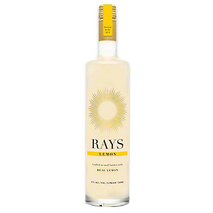 Rays Lemon, 750 mL