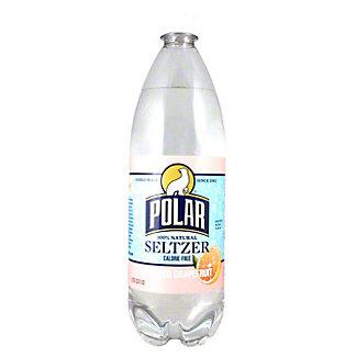 Polar Ruby Red Grapefruit Seltzer Water, 33.80 oz