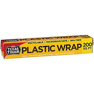 H-E-B Texas Tough Plastic Wrap, 200 sq ft