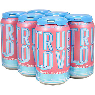 Martin House True Love Sour Raspberry Ale 12 oz Cans, 6 pk